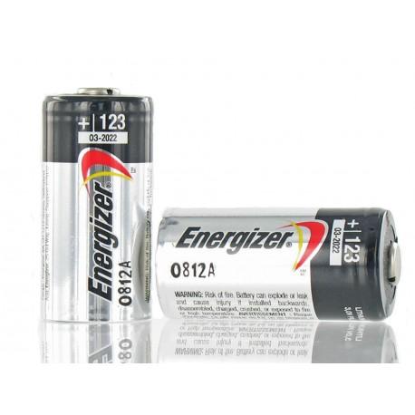 Baterija ENERGIZER CR123 2/1 3V