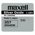 Baterija MAXELL 357 / 303