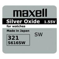 Baterija MAXELL 321