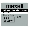 Baterija MAXELL 335