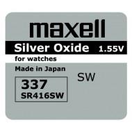 Baterija MAXELL 337
