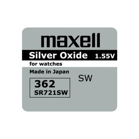 Baterija MAXELL 362