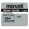 Baterija MAXELL 364