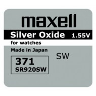 Baterija MAXELL 371