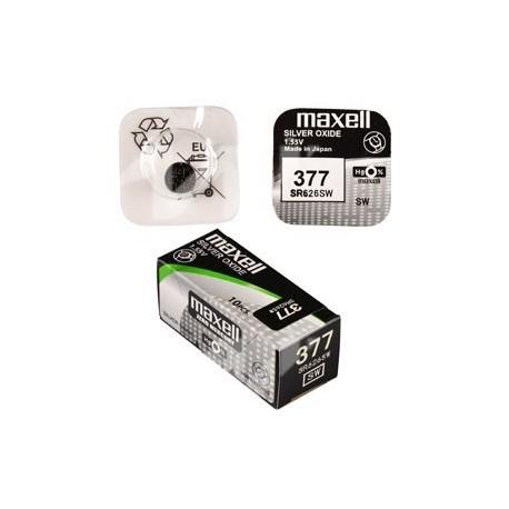 Baterija MAXELL 377