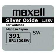 Baterija MAXELL 381 / 391