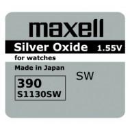 Baterija MAXELL 390