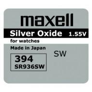 Baterija MAXELL 394
