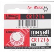 Baterija MAXELL CR1216
