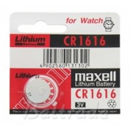 Baterija MAXELL CR1616