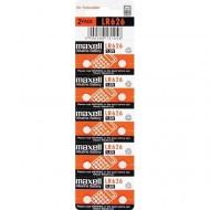 Baterija MAXELL LR626 10/1 cena za blister