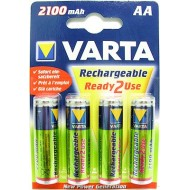 Baterije VARTA AA/HR6 4/1 2100 mAh