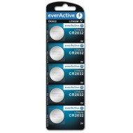 Baterija EVERACTIVE CR2032 5/1 blister