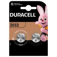 Baterija DURACELL CR2032 2/1