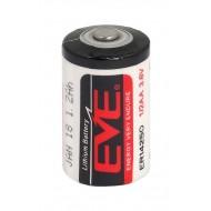 Baterija EVE CR 1/2AA LS14250 3,6V Lithium