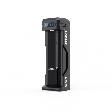 Polnilec baterij XTAR SC1 USB za Li-ion baterije 18650