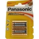 Baterije PANASONIC AAA/LR03 4/1