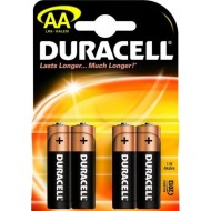 Baterije DURACELL AA/LR6 Basic/Simply 4/1