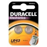 Baterija DURACELL LR43 / 186 2/1