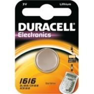 Baterija DURACELL CR1616