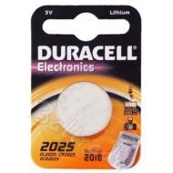 Baterija DURACELL CR2025
