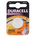 Baterija DURACELL CR2032
