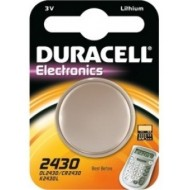Baterija DURACELL CR2430