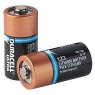 Baterija DURACELL CR123 2/1 3V