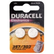 Baterija DURACELL 357 / 303 2/1