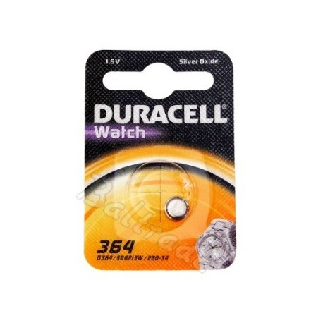 Baterija DURACELL 364